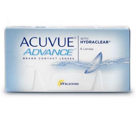 Acuvue Advance - 6 Kontaktlinsen