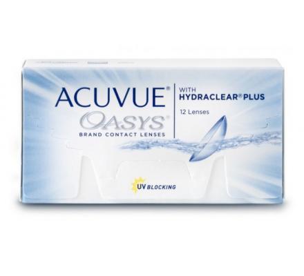 Acuvue Oasys - 12 Kontaktlinsen