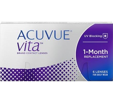 Acuvue Vita - 6 Kontaktlinsen