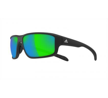 adidas Kumacross2.0 a424  black matt/green mirror 7052
