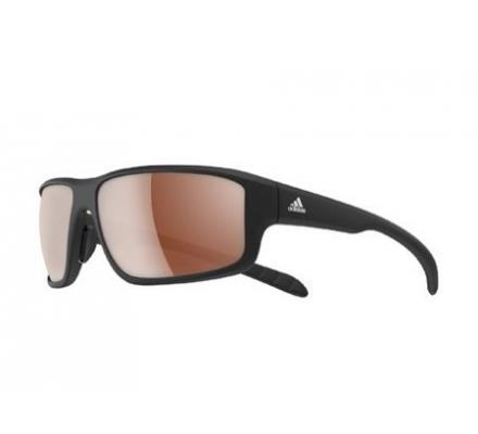 adidas Kumacross2.0 a424  black matt/black polarized 6056