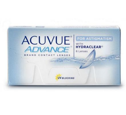 Acuvue Advance for Astigmatism - 6 Kontaktlinsen
