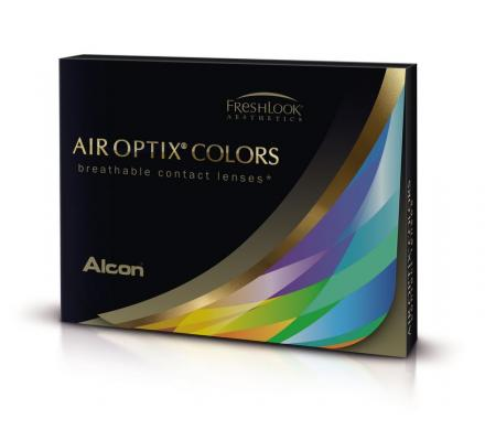 Air Optix Colors (FreshLook) - 2 Farblinsen
