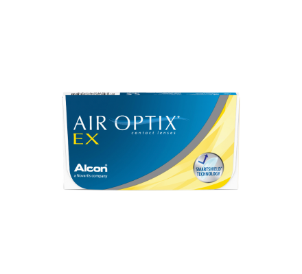 Air Optix EX - 3 Monatslinsen