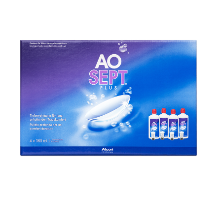 AO Sept Plus - 4 x 360ml