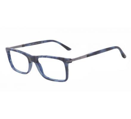 Giorgio Armani AR7005 - 5097 52-17 Blue Havana