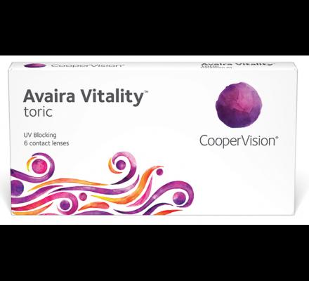 Avaira Vitality Toric - 6 Monatslinsen