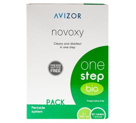 Avizor One Step Bioindikator - 2x350ml & 90 Tabletten, 1 Behälter