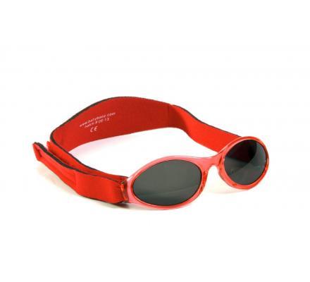 BabyBanz Red (0-2 Jahre) Babysonnenbrillen von Baby Banz