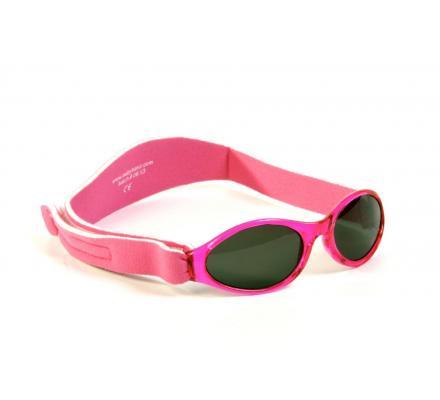 KidBanz Pink (2-5 Jahre) Babysonnenbrillen von Baby Banz