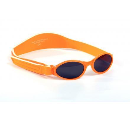 KidBanz Orange (2-5 Jahre) Babysonnenbrillen von Baby Banz
