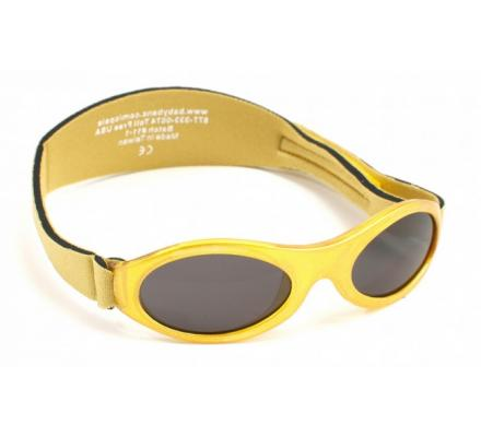 KidBanz Gold (2-5 Jahre) Babysonnenbrillen von Baby Banz