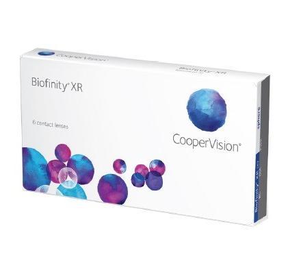 Biofinity XR - 6 Monatslinsen