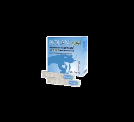 Biolan® Gel Augentropfen - 0.35ml