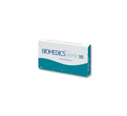 Biomedics Toric XR - 6 Monatslinsen