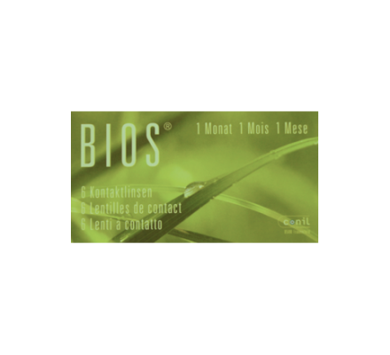 Bios 1-Monat - 6 Monatslinsen