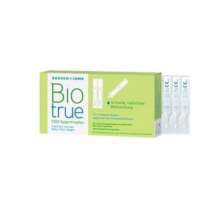 Biotrue Augentropfen EDO - 10x0,5ml Einzel-Dosis