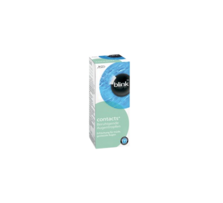Blink Contacts Benetzung - 10ml