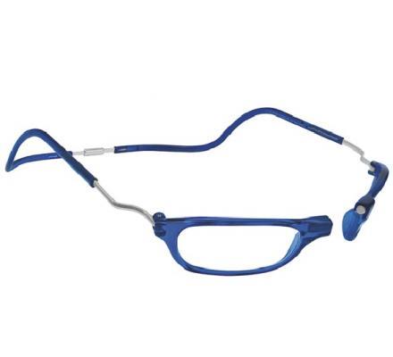 Clic Magnet Lesebrille XXLCRA Blue
