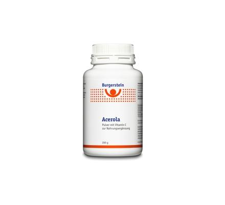 Burgerstein Acerola 200g Pulver Vitamin C