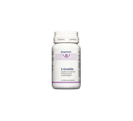 Burgerstein L-Carnitin 100 Tabletten