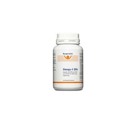 Burgerstein Omega-3 EPA Fettsäuren 100 Kapseln
