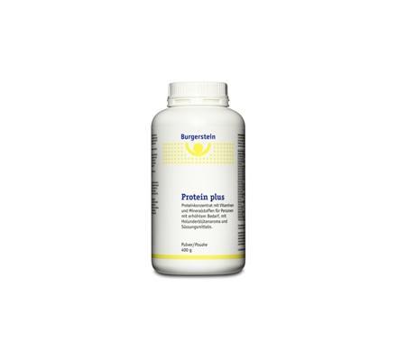 Burgerstein Protein plus 400g Pulver