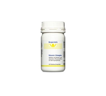 Burgerstein Vitamin C-Komplex 120 Tabletten