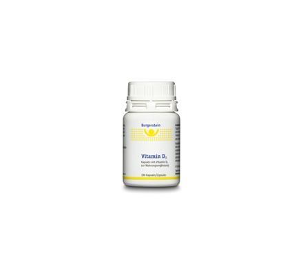 Burgerstein Vitamin D3 100 Kapseln