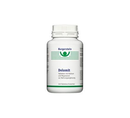 Burgerstein Dolomit 240 Tabletten