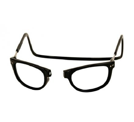 Clic Magnet Lesebrille  Ashbury Plus CASH-NPLS Black