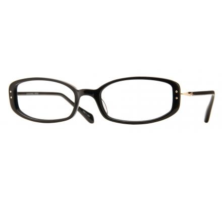 Oliver Peoples Chrisette 49-17 Black