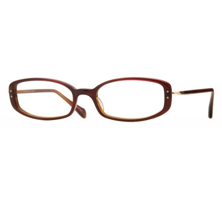 Oliver Peoples Chrisette Red 49-17