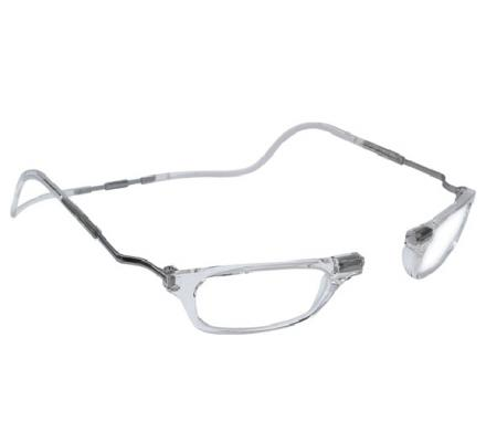 Clic Magnet Lesebrille XXLCRB Clear