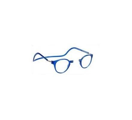Clic Magnet Lesebrille Pantos CRRBA Blue