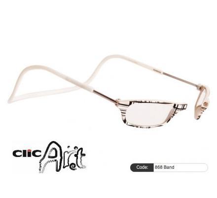 Clic Magnet Lesebrille Art 868 Band