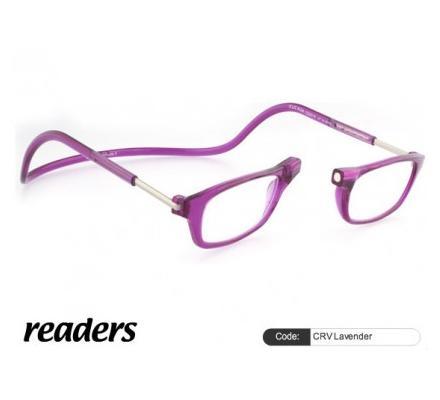 Clic Magnet Lesebrille Classic CRV Lavender
