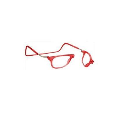 Clic Magnet Lesebrille Ashbury CASH-FR Red
