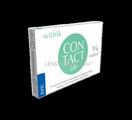 Contact Life Toric - 6 Monatslinsen