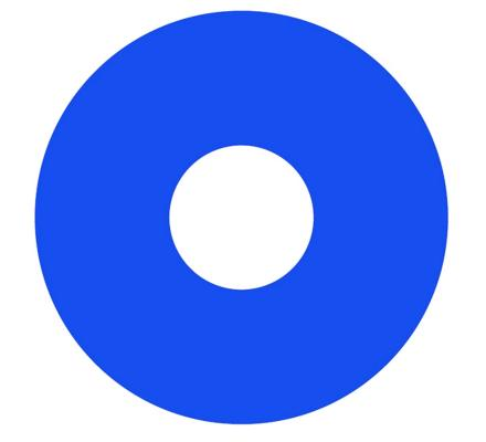 Crazy Lenses blau fluo Kontaktlinsen - 2 Linsen