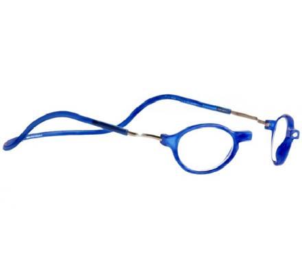 Clic Magnet Lesebrille Zero CRRA Blue