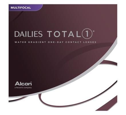 Dailies Total 1 Multifocal - 90 Lenti giornaliere