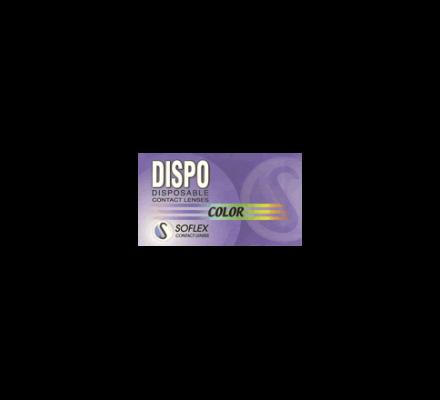 Dispo Color - 2 Monatslinsen