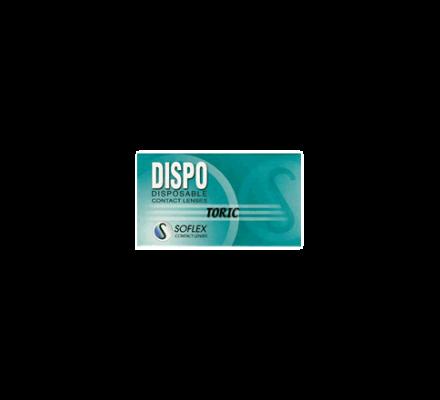 Dispo Toric - 6 Monatslinsen