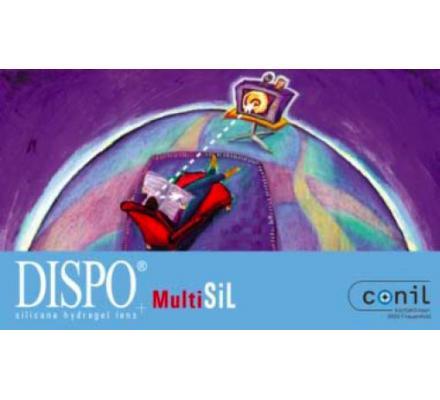 Dispo MultiSiL - 6 Monatslinsen