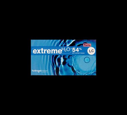Extreme H2O 54% Toric LC - 6 Monatslinsen