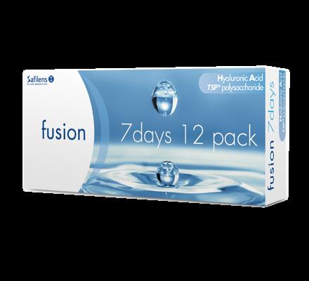 Fusion 7 days - 12 Kontaktlinsen