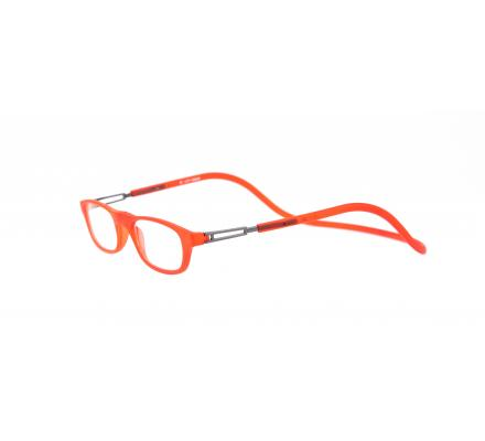 Bereader Garbi Magnet Lesebrille - Orange 11Ga