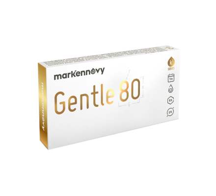 Gentle 80 MULTIFOCAL TORIC - 3 Monatslinsen