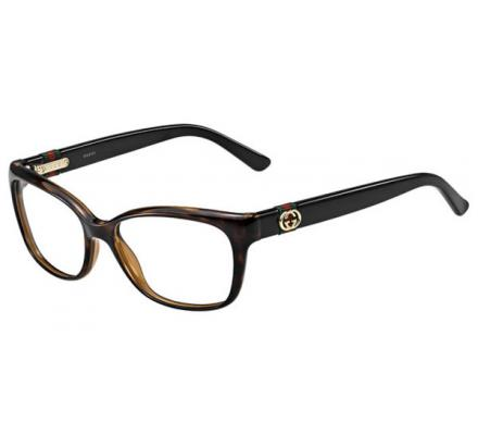 Gucci GG 3683 - 2XF HVN BLACK 53-15